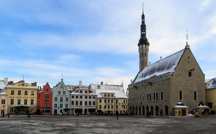 Эстония целит в коммунизм, но попадет в себя
