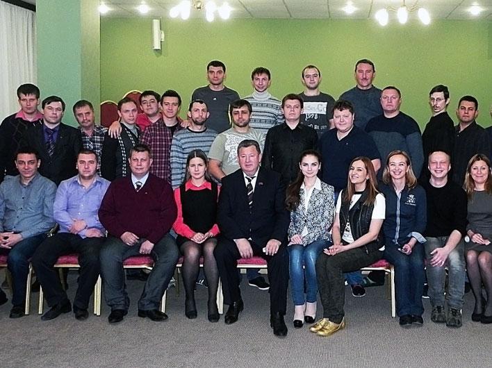 В.И. Кашин выступил перед слушателями Центра политической учебы ЦК КПРФ
