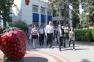 Слушатели Центра политической учёбы ЦК КПРФ посетили Совхоз имени Ленина (05.07.15)