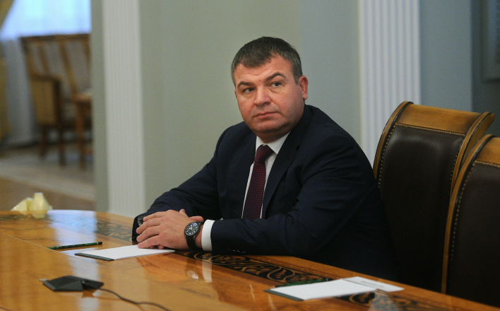 Возвращение Сердюкова