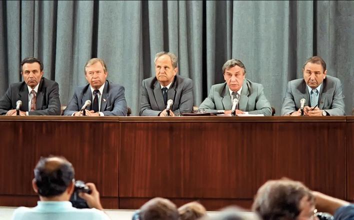 Август 1991-го. От ГКЧП – к гибели СССР
