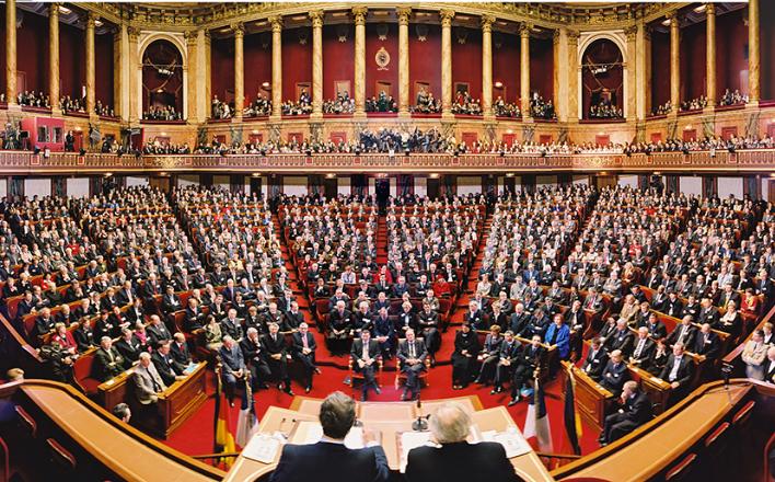 Санкциям устроят Французскую революцию
