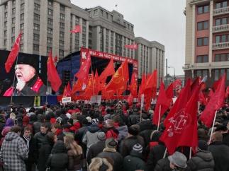 """Митинг КПРФ: """"Мы за честные выборы!"""""""