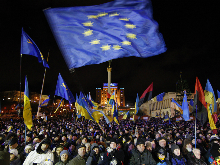 """Guardian: Евросоюз провалил программу """"Восточного партнерства"""""""
