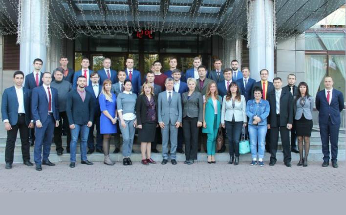 В учебном центре ЦК КПРФ Д.Г. Новиков открыл занятия для идеологов и пропагандистов