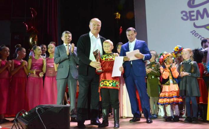 Г.А. Зюганов: Я очень рад, что наш конкурс открывает новые имена и новых победителей