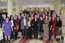 Вручение дипломов слушателям 24-го потока Центра политической учебы (22.10.17)