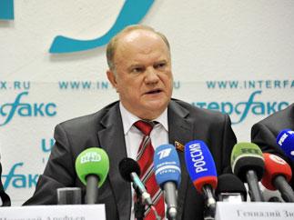 Г.А. Зюганов: «У нас в запасе нет ни одного дня и ни одного часа»