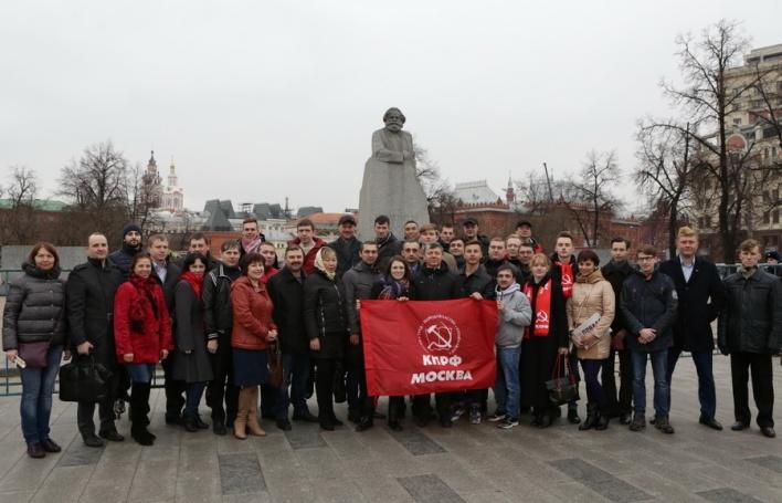 В Центре политической учебы ЦК КПРФ продолжается обучение партийных организаторов