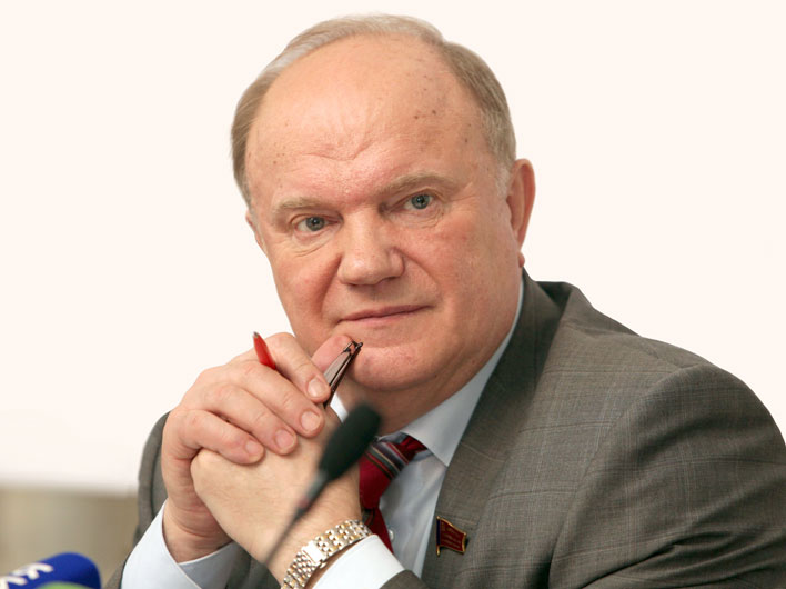 Г.А. Зюганов поздравляет с Международным днём защиты детей