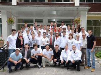 Г.А.Зюганов провел встречу  с молодыми пропагандистами партии