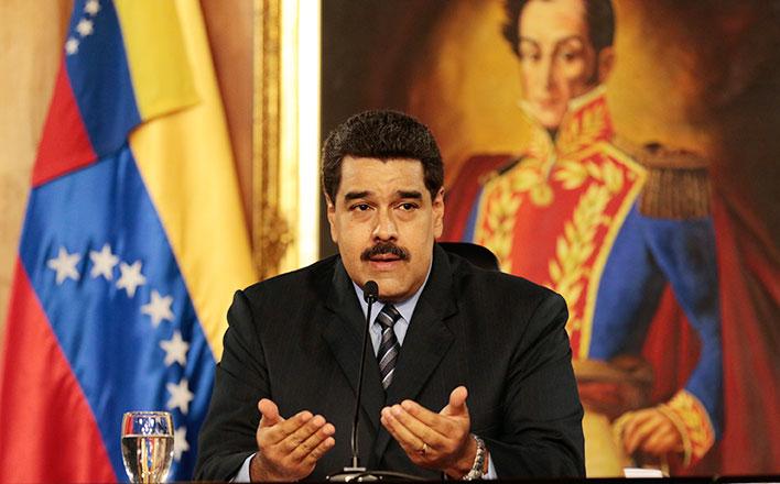 Венесуэла отзывает посла из США из-за продления санкций