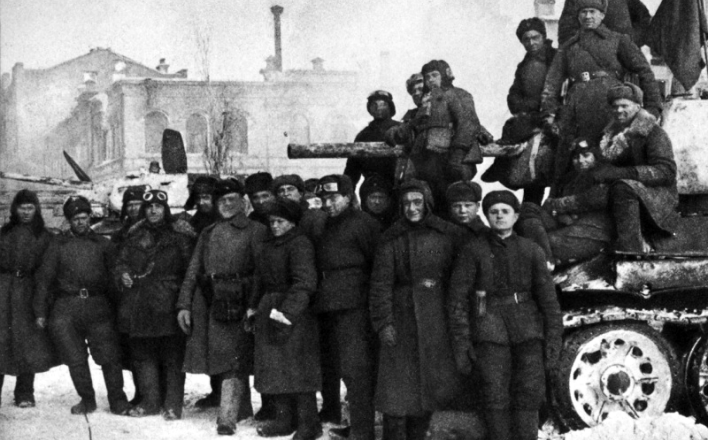 "Битва за Сталинград. Операция ""Кольцо"""