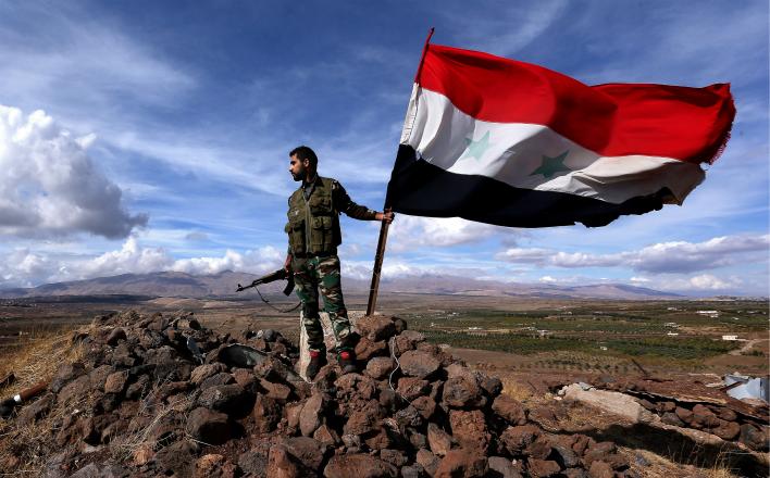 Кувейрис деблокирован. Сирия одержала важную победу