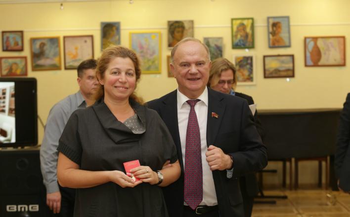 Г.А.Зюганов: «Мы должны взять все то великое, что было в нашей истории»
