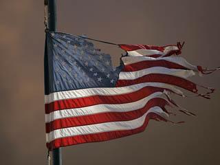 Закат Америки и кризис глобальной мощи