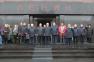 Возложение цветов и венков к Мавзолею В.И.Ленина 21 января 2020 года