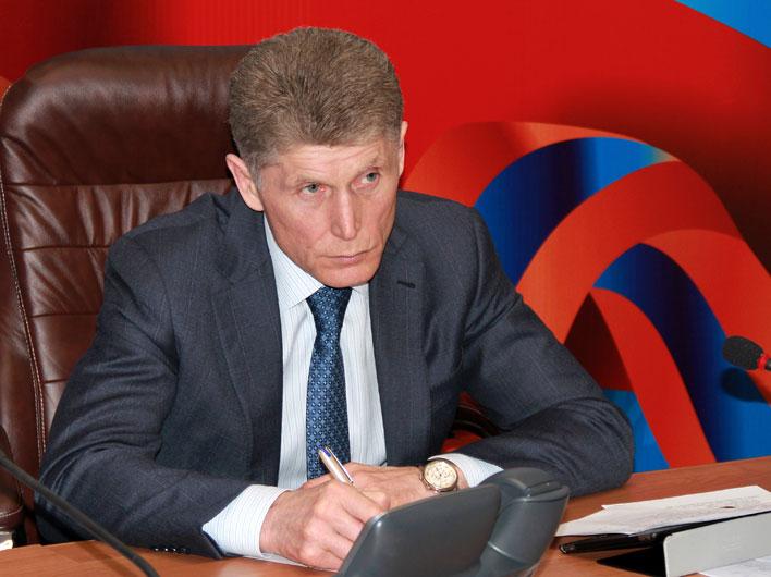 Олег Кожемяко «подвинул» генерала Фокина?