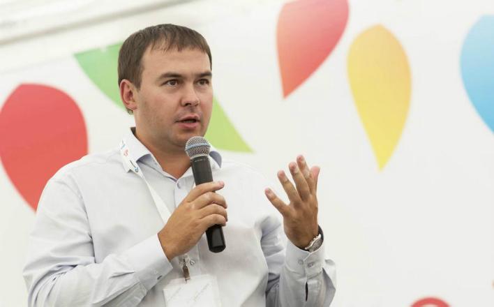 Ю.В.Афонин посетил шестой Северо-Кавказский молодежный форум «Машук-2015»