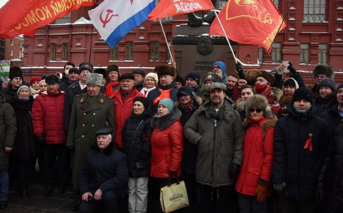 Красной Армии - слава!