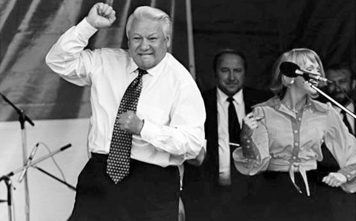 Г.А. Зюганов: Наш народ связывает с именем Ельцина самый злой период своей истории