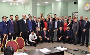 Дмитрий Новиков открыл 37-й поток слушателей в Центре политической учебы ЦК КПРФ