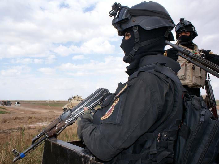 Иракцы теснят ваххабитов ИГИЛ