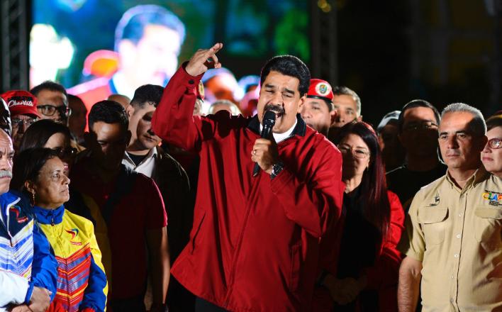 Cоциалистическая партия Венесуэлы победила на выборах в большинстве штатов