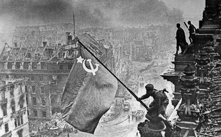 Весна 45-го: Наши взяли Берлин!