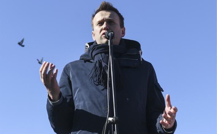 """Боевики """"Айдара"""" пообещали Навальному помощь"""