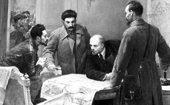 Сталин. За власть Советов