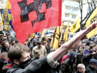Киев: нацисты жаждут погромов