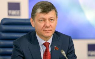 Д.Г. Новиков выступил в Государственной Думе при утверждении министра транспорта РФ В.Г. Савельева