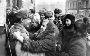 76 лет назад была снята блокада Ленинграда