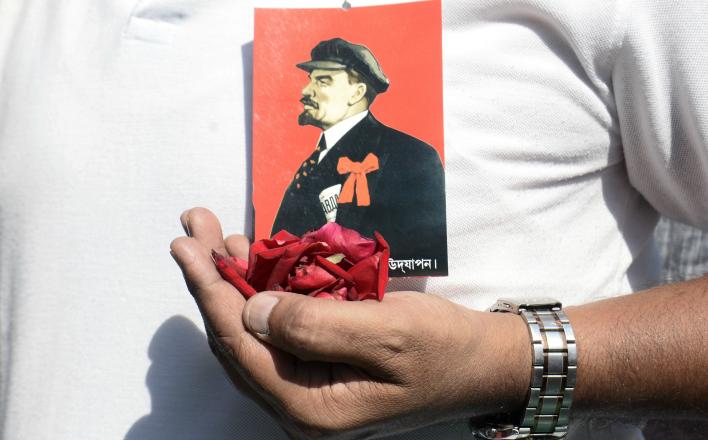 Западная молодежь вернула Ленина в большую политику