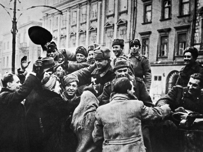 70 лет со дня освобождения Гданьска