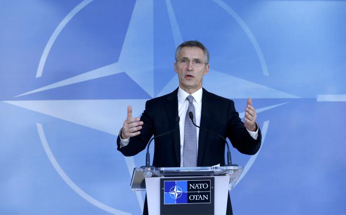 Создается Прибалтийский военный округ НАТО
