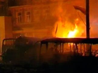 Cмерть на улицах Киева