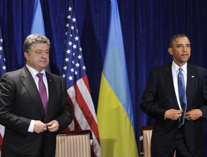 Америка ведет Украину в бой