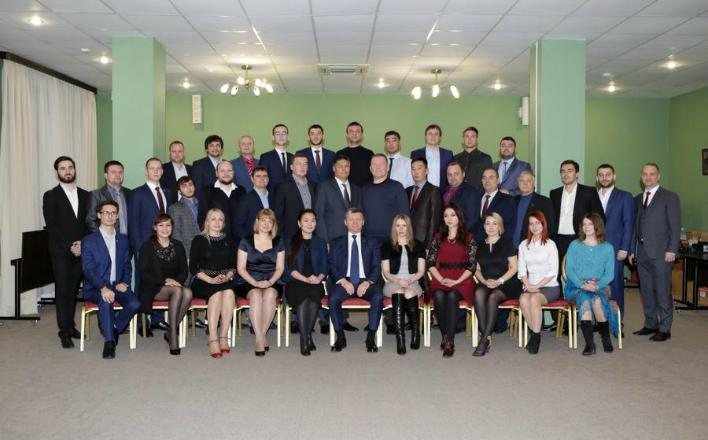 Д.Г. Новиков открыл занятия для идеологов и пропагандистов в учебном центре ЦК КПРФ