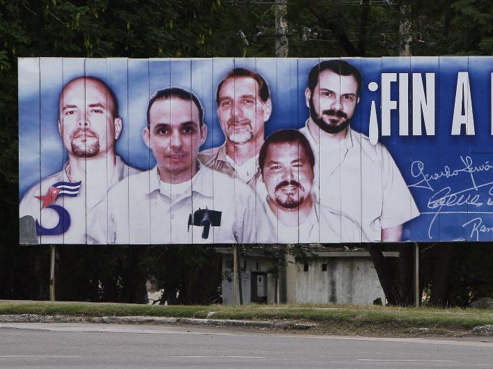 Viva Cuba! Viva la libertad!