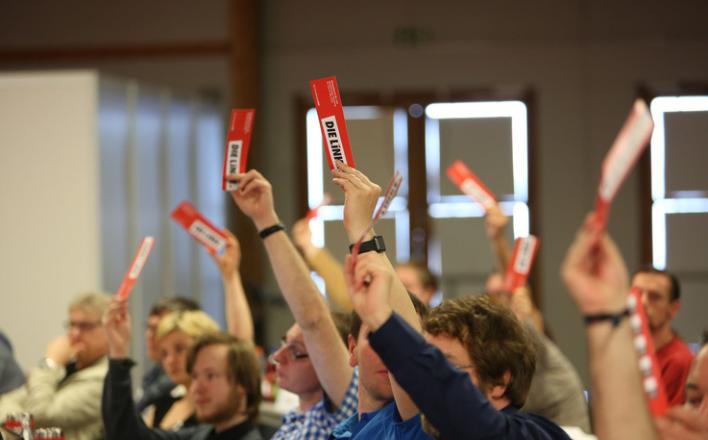 В Германии укрепляются позиции «левых»