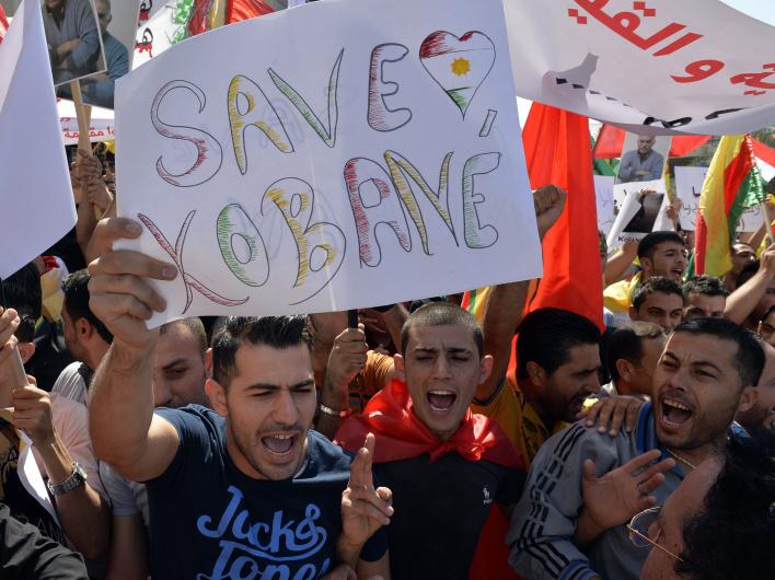Трагедия cирийских курдов