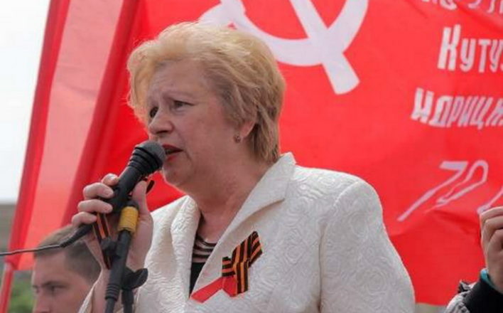 Интервью с первым секретарём Харьковского обкома КПУ  Аллой Александровской:  «В Украине идёт широкомасштабное наступление на права трудящихся»