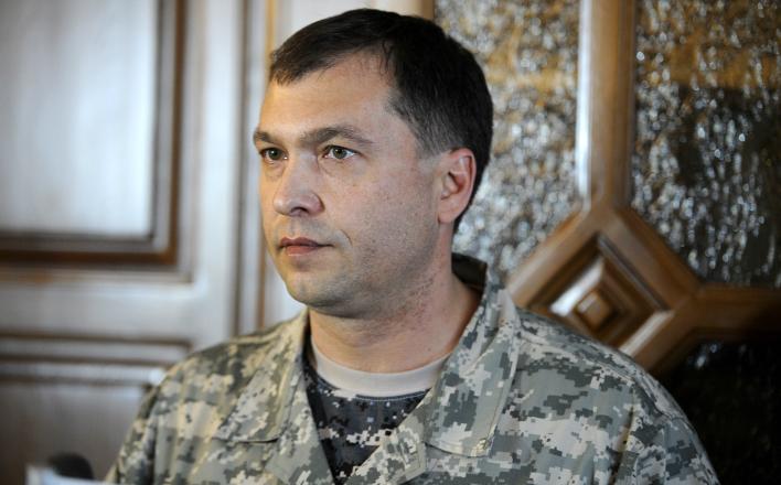 Валерий Болотов планировал вернуться в ЛНР