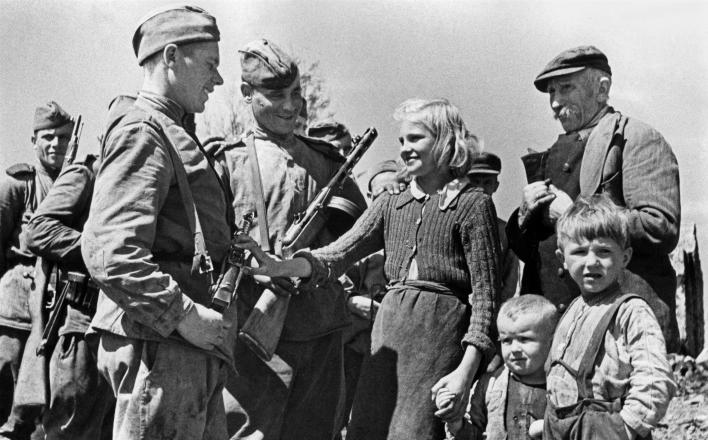 Минобороны рассекретило документы об освобождении Польши Красной Армией