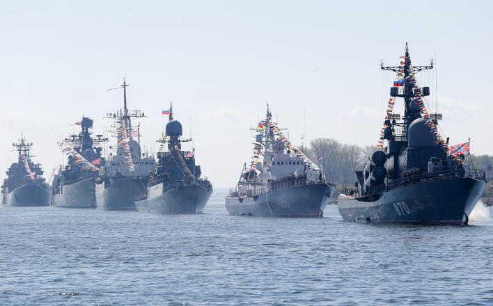 Скандал на Балтийском флоте – признак более серьёзной беды