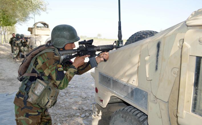 Боевики ИГИЛ приближаются к границе с Таджикистаном
