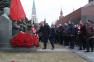 Возложение цветов к могиле И.В.Сталина (05.03.20)