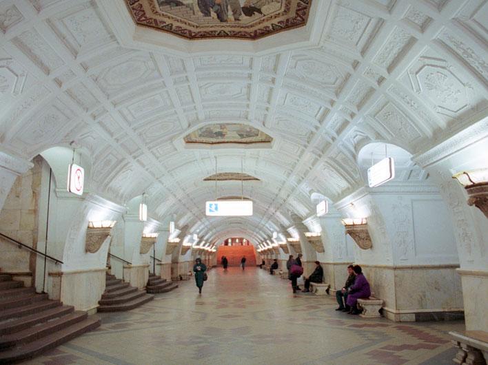 Эффективные менеджеры в московском метро: посчитали – прослезились